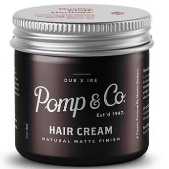 Pomp & Co. Hair Cream matująca pasta 120ml